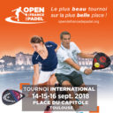 14 au 16 septembre – Tournoi international de padel à Toulouse
