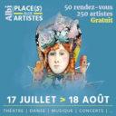 21 juillet 2018 – Place aux artistes à Albi